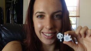 Me & the Panda Poken