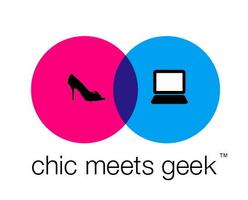 Chic Meets Geek